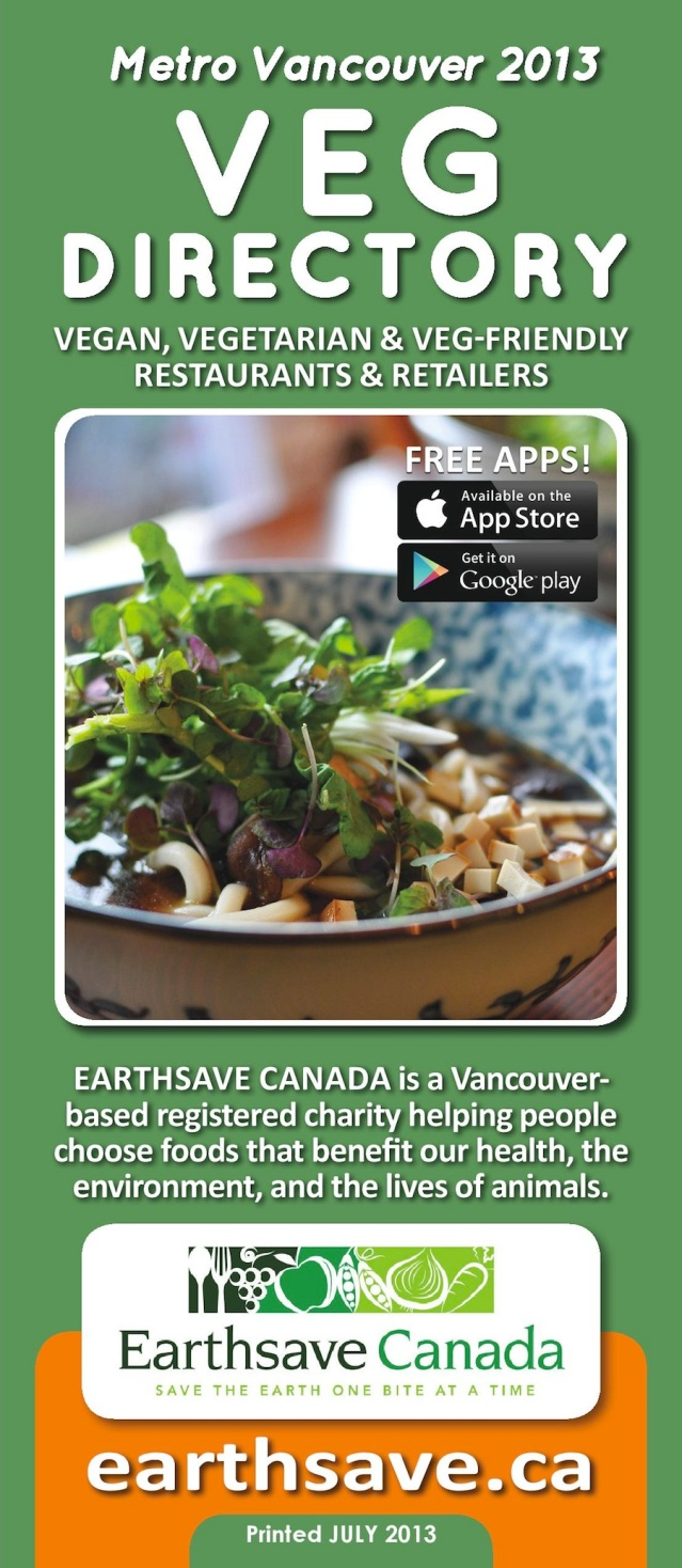 Metro Vancouver Veg Directory